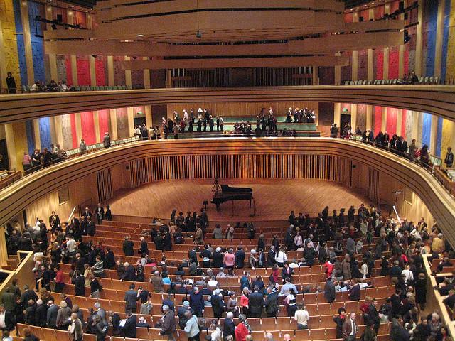 Budapest Concert Halls Palace of Arts Hargittai 2018 2019
