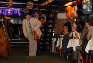 NYE Budapest Party Cruise with Gypsy Band and Folk Show