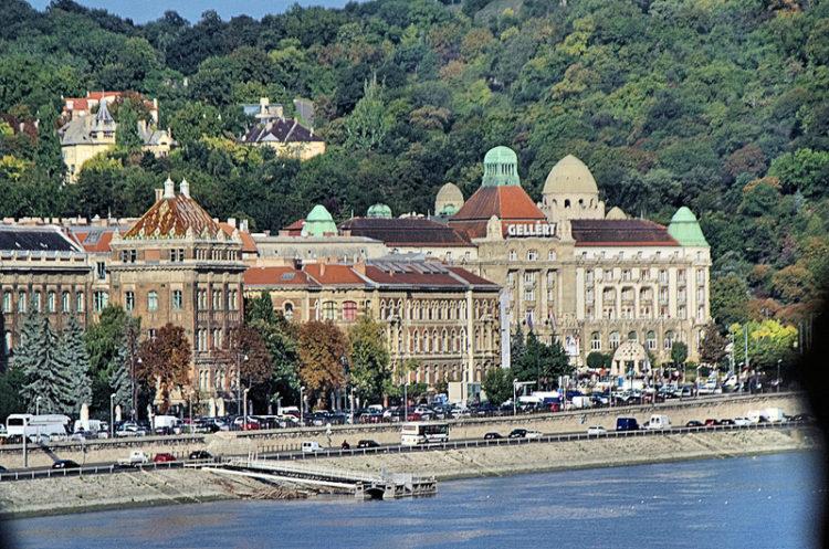 Gellert Spa Hotel by Gellert Hill Budapest