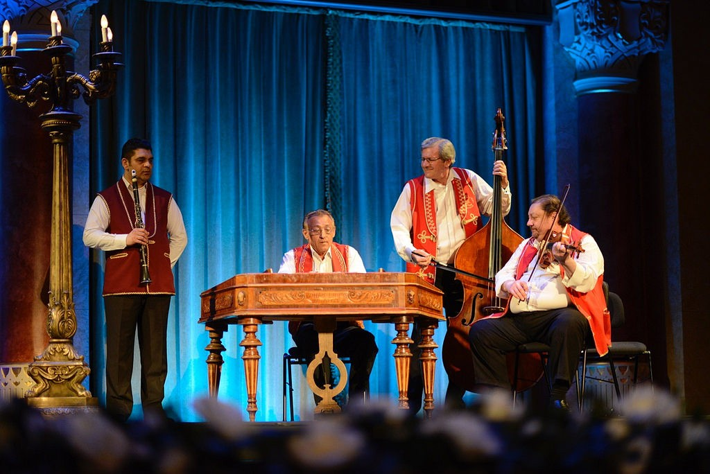 Budapest New Years Eve Gala Concert Cimbalom Hammered Dulcimer Pesti Vigado