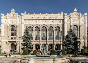 Pesti Vigado Budapest