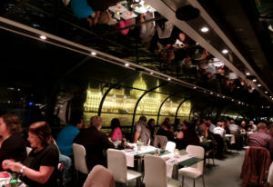 A La Carte Dinner Cruise on NYE