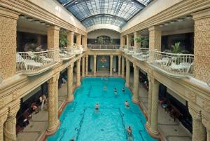Gellert Bath Palace Budapest