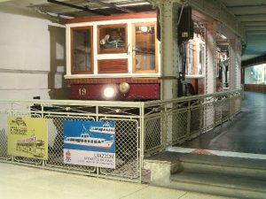 Underground Railway Museum Budapest