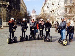 Winter Segway Tours Budapest