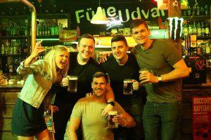 Budapest Pub Crawl NYE