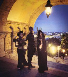 Buda Castle Night Tour